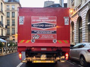 パリ最新情報「フランス、再ロックダウンの話題まで出てきた深刻な状況」