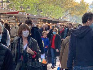 パリ最新情報「感染者が激減し始めたフランス、その理由」