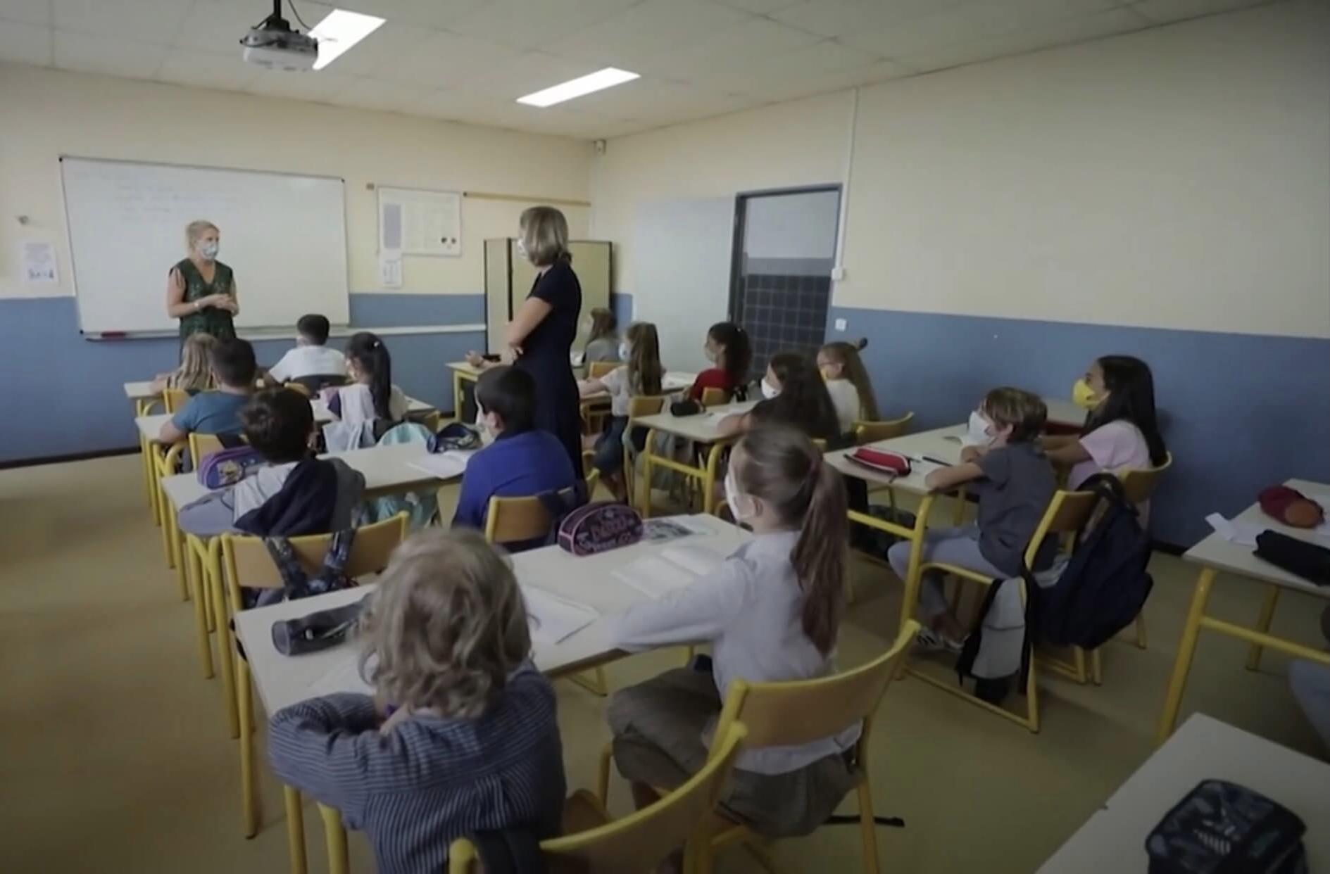 パリ最新情報「テロとコロナの板挟みの中、明日から学校再開のフランス」