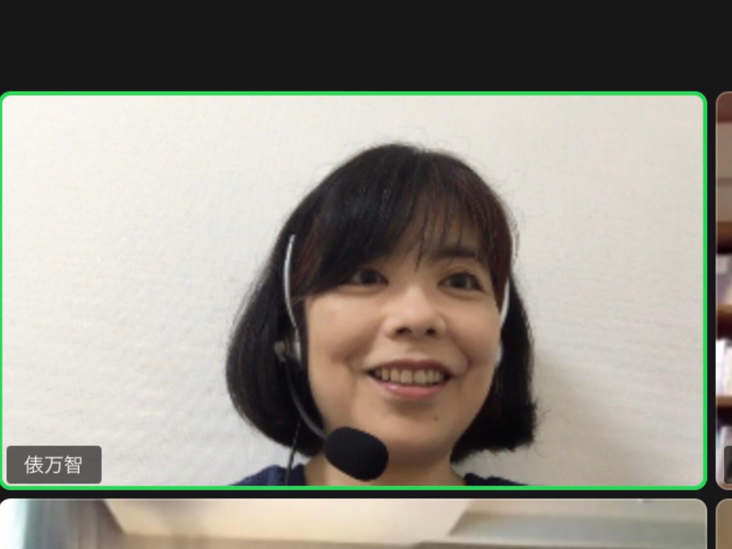 「地球カレッジ、11/29 中村江里子さん、12/13 俵万智さんの回、楽しい中身」