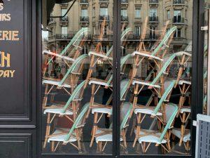 退屈日記+パリ最新情報「8地域で変異種が発見された。←今ココ、なフランス」