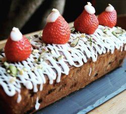 父ちゃんのお菓子教室「ホワイトチョコ&ラズベリーの可愛いケーキ」