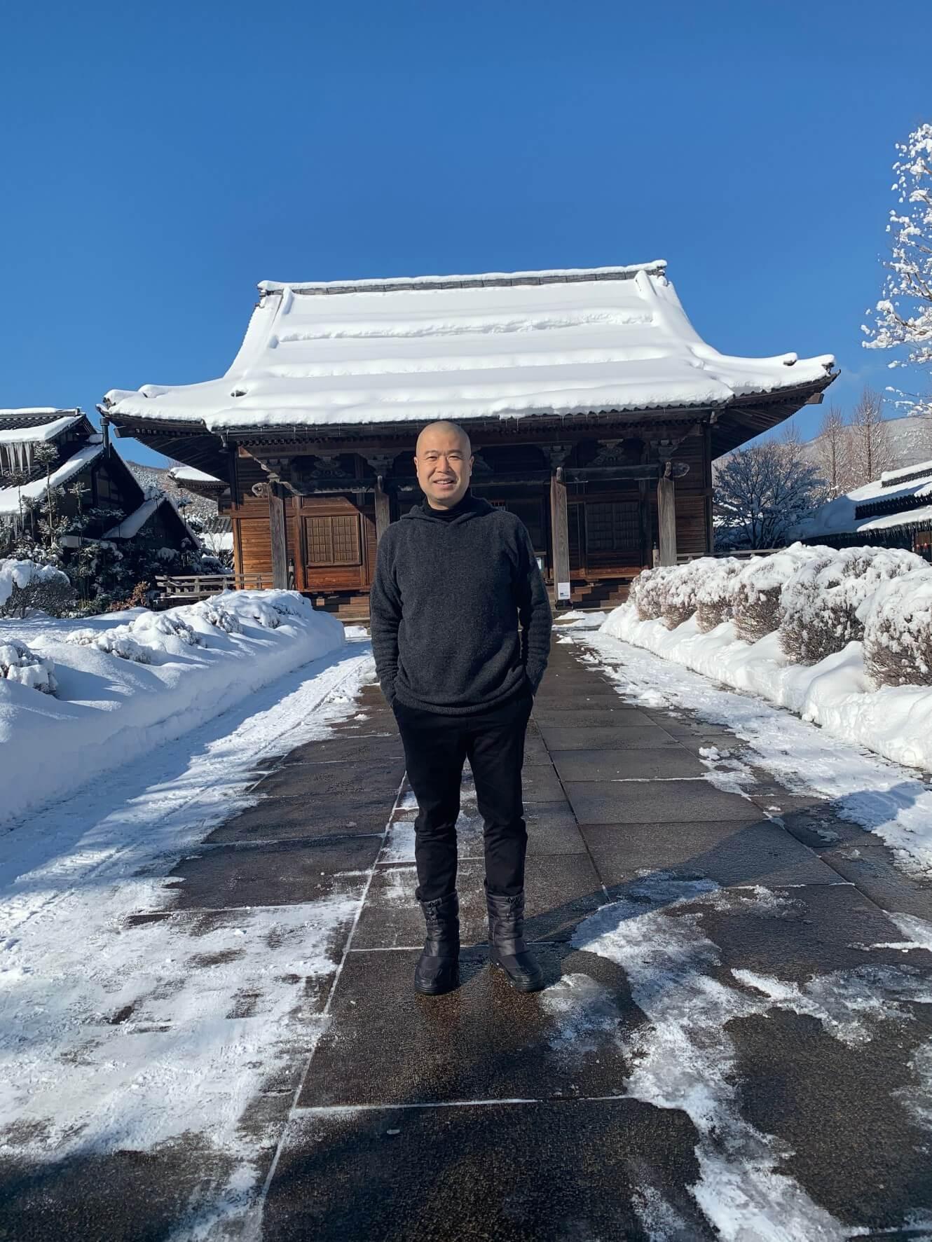 「1月17日の地球カレッジは、大阿闍梨に問う。人生大相談」