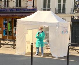 パリ最新情報「無料だったコロナ検査、10月15日より有料に!」