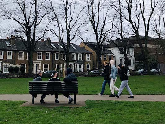 ロンドン最新情報「感染拡大阻止に成功しつつある英国、ロックダウン緩和が進む」