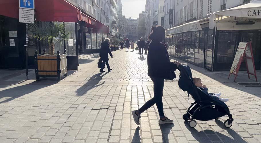 パリ最新情報「妊婦とコロナワクチン。さまざまな意見飛び交う」
