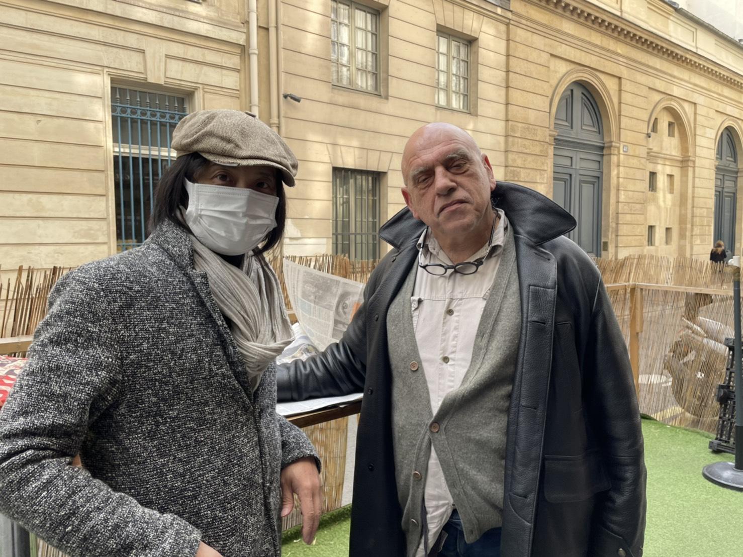 滞仏日記「なぜ、フランスに自粛警察がいないのか? アドリアン大いに語る」