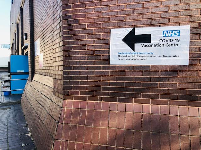 ロンドン最新情報「ワクチン接種レポート。接種トップ国でのドキドキ体験記」