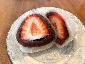 父ちゃんの料理教室「いちごの季節、これは美味い!自家製いちご大福」