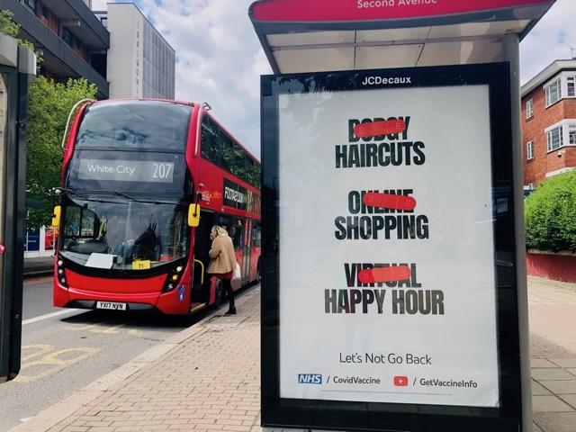 ロンドン最新情報「試行錯誤を重ねながら始まった、コロナ後の日常」