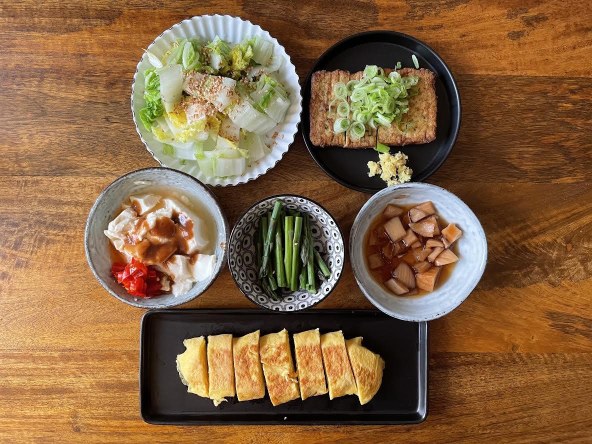 健康日記「毎日のことだから、素食がおいしい。健康ライフ」