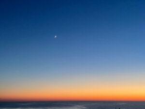 退屈日記「夕陽が人間に教えてくれること」