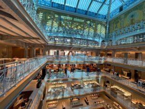 パリ最新情報「パリの名所復活! 老舗デパート、サマリテーヌが再オープン」