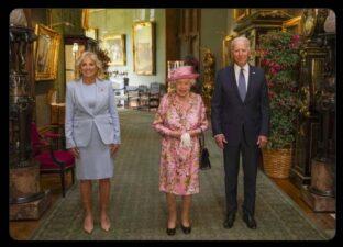 ロンドン最新情報「E U離脱後のG7で、世界にイギリスの存在感を印象付けたエリザベス女王のユーモア」
