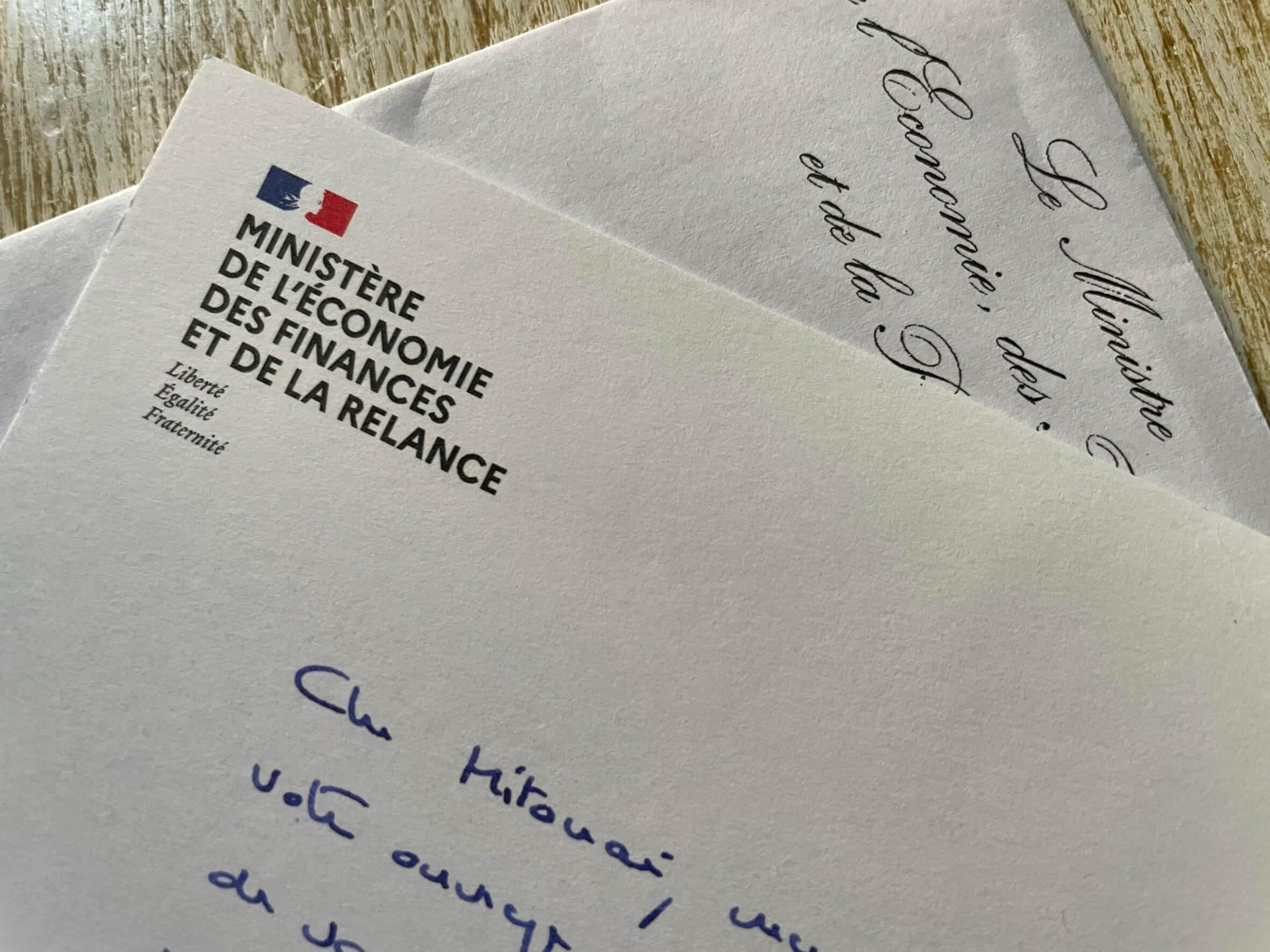 滞仏日記「息子はやっと部屋を片付け、ぼくには驚くべき手紙が届く」
