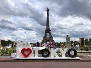 パリ最新情報「フランス人はどうみた? 東京オリンピック開会式」