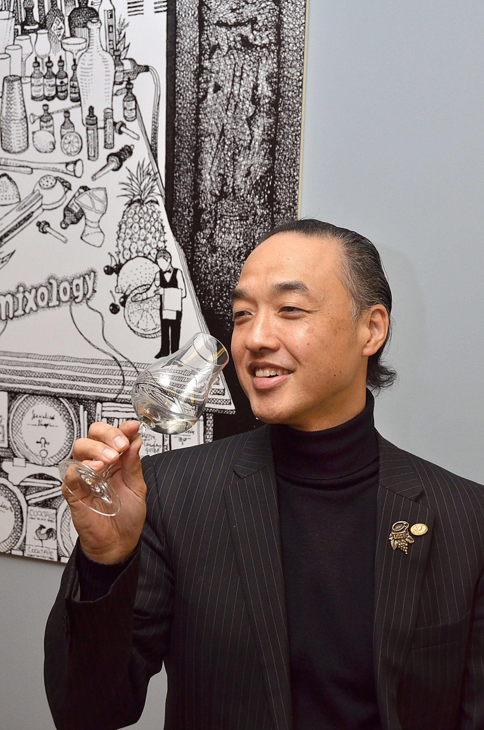ザ・インタビュー「日本酒を世界に認めさせたい男の野望と執念」