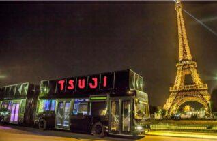 退屈日記「パリ・バスツアー、辻バスの全貌が分かってきた! 辻バス・スゲー」