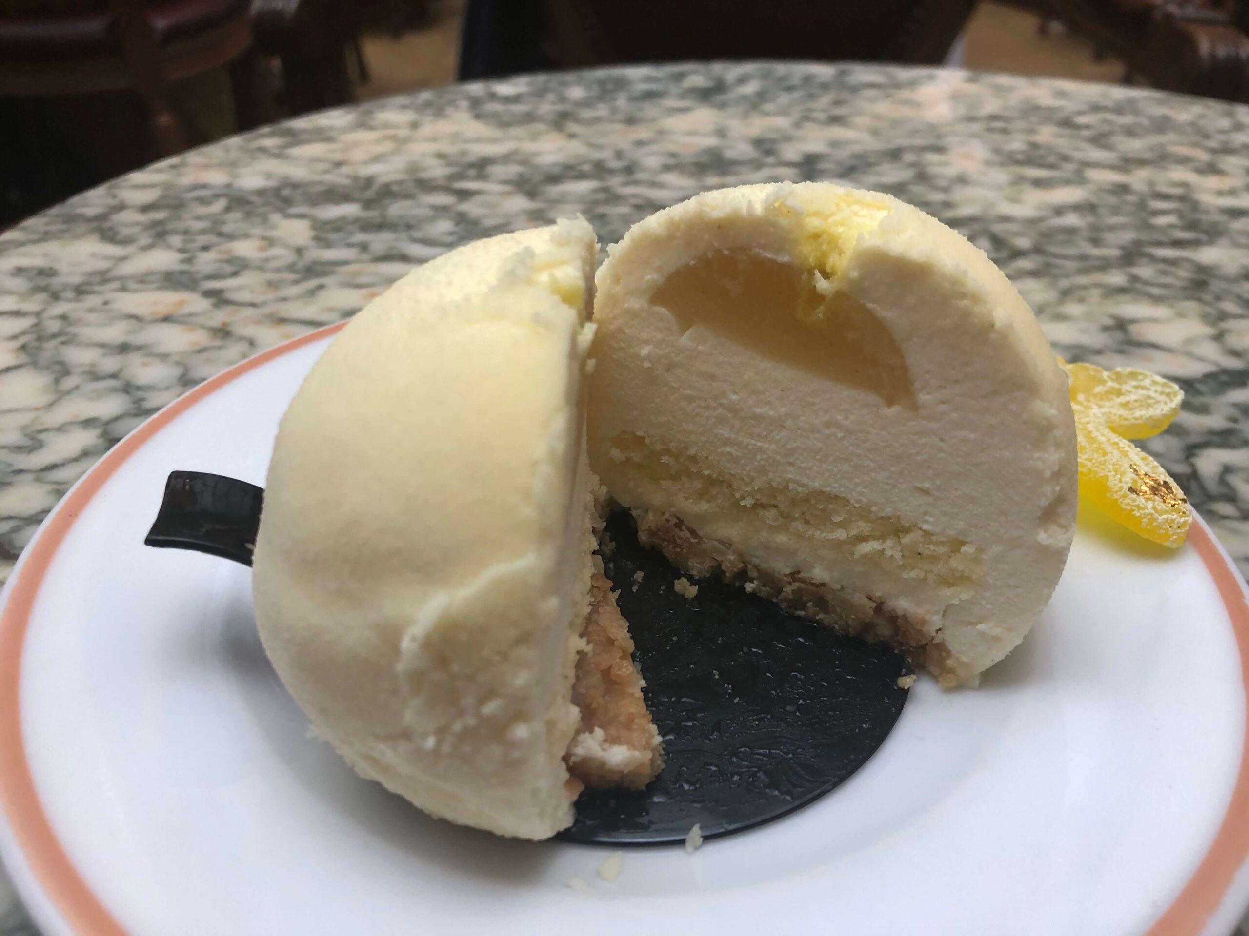 パリ最新情報「あの名香がアンジェリーナのケーキになる」