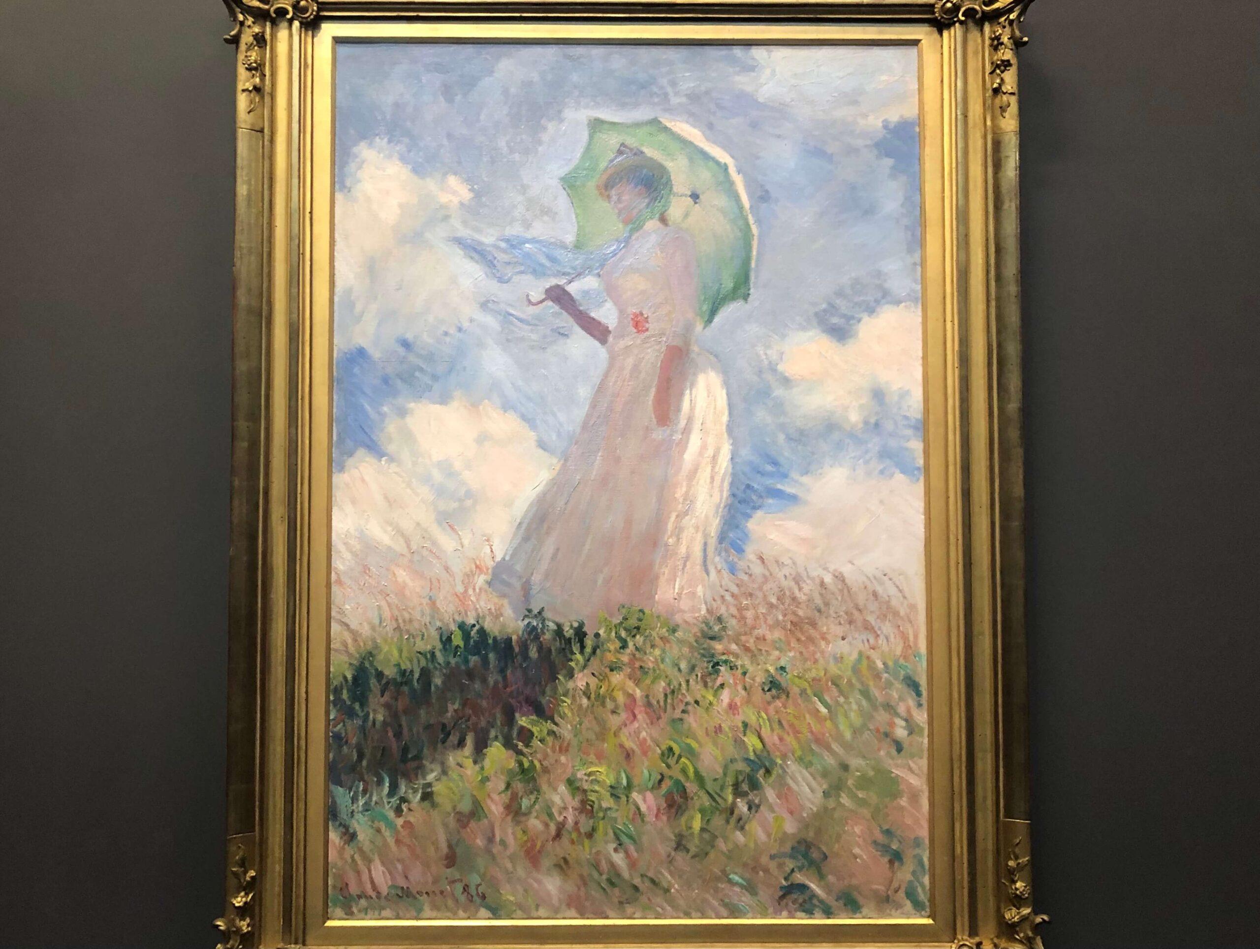 パリ最新情報「オルセー美術館で感じた芸術の秋」