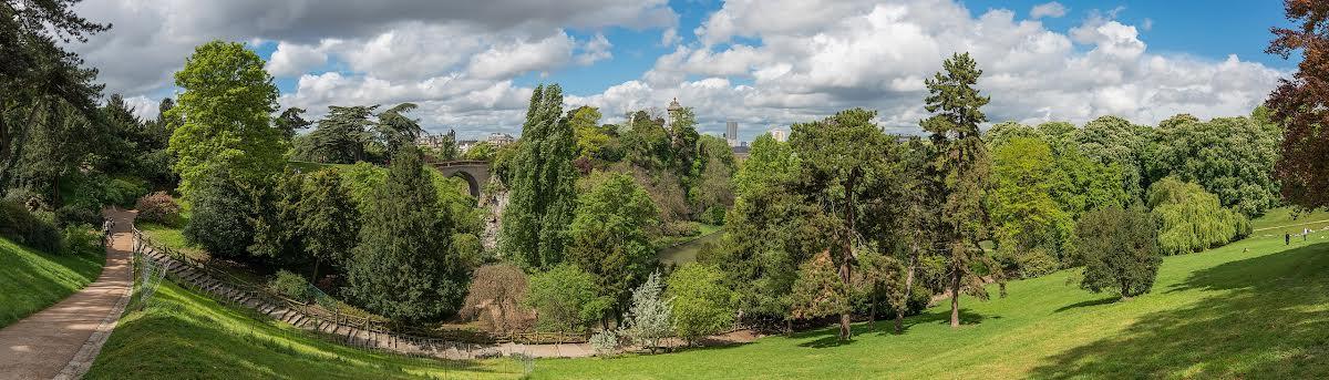 「日仏の公園の違いを比較しながら、公園をとりまく景観を考察する」