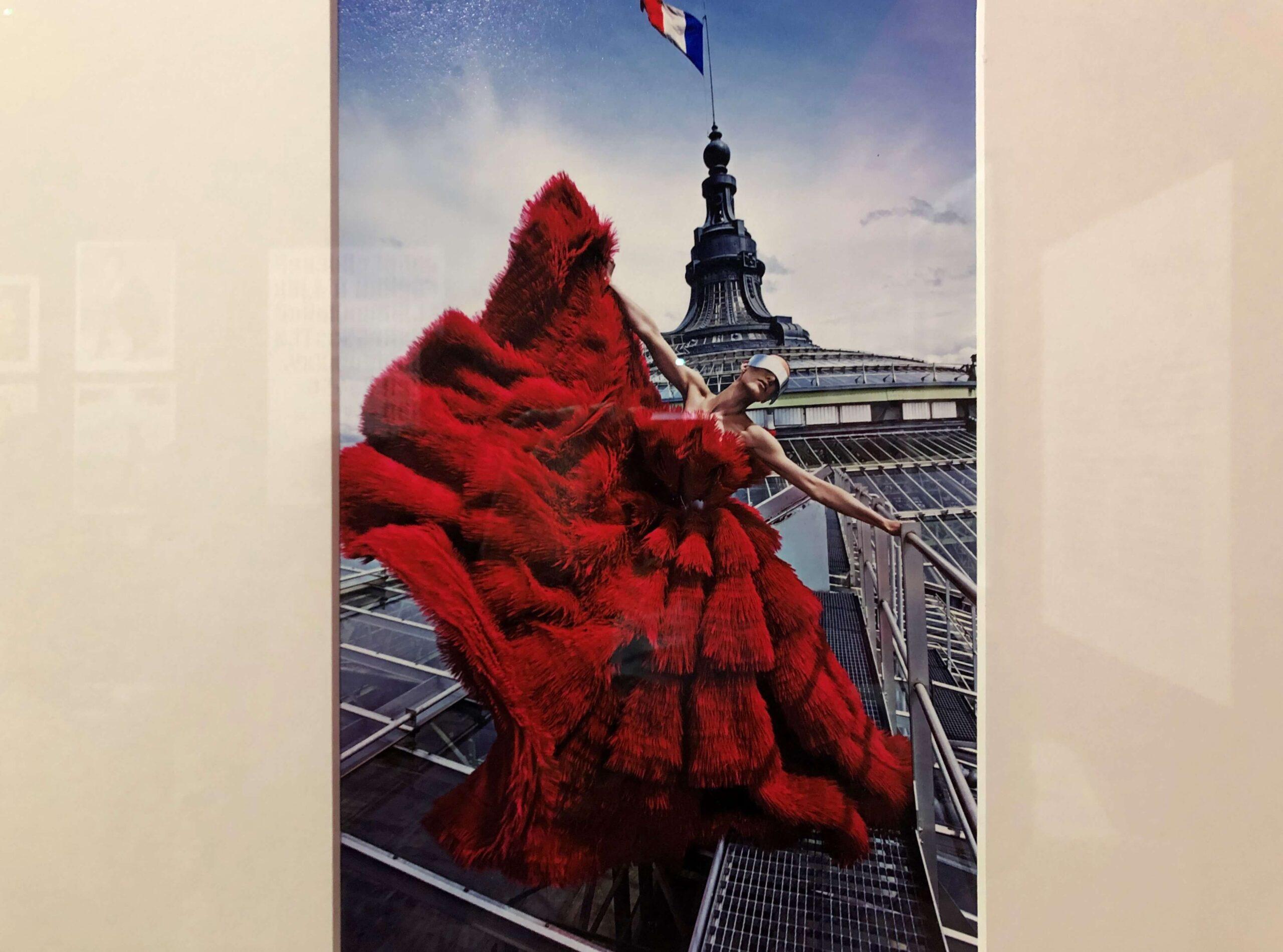 パリ最新情報「祝100周年!VOGUE PARIS回顧展が開催中」