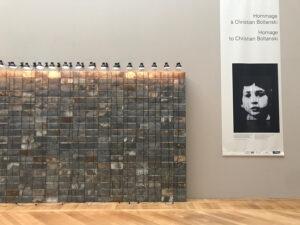 フランスを代表する世界の現代美術家 ボルタンスキーへのオマージュ展同時開催。