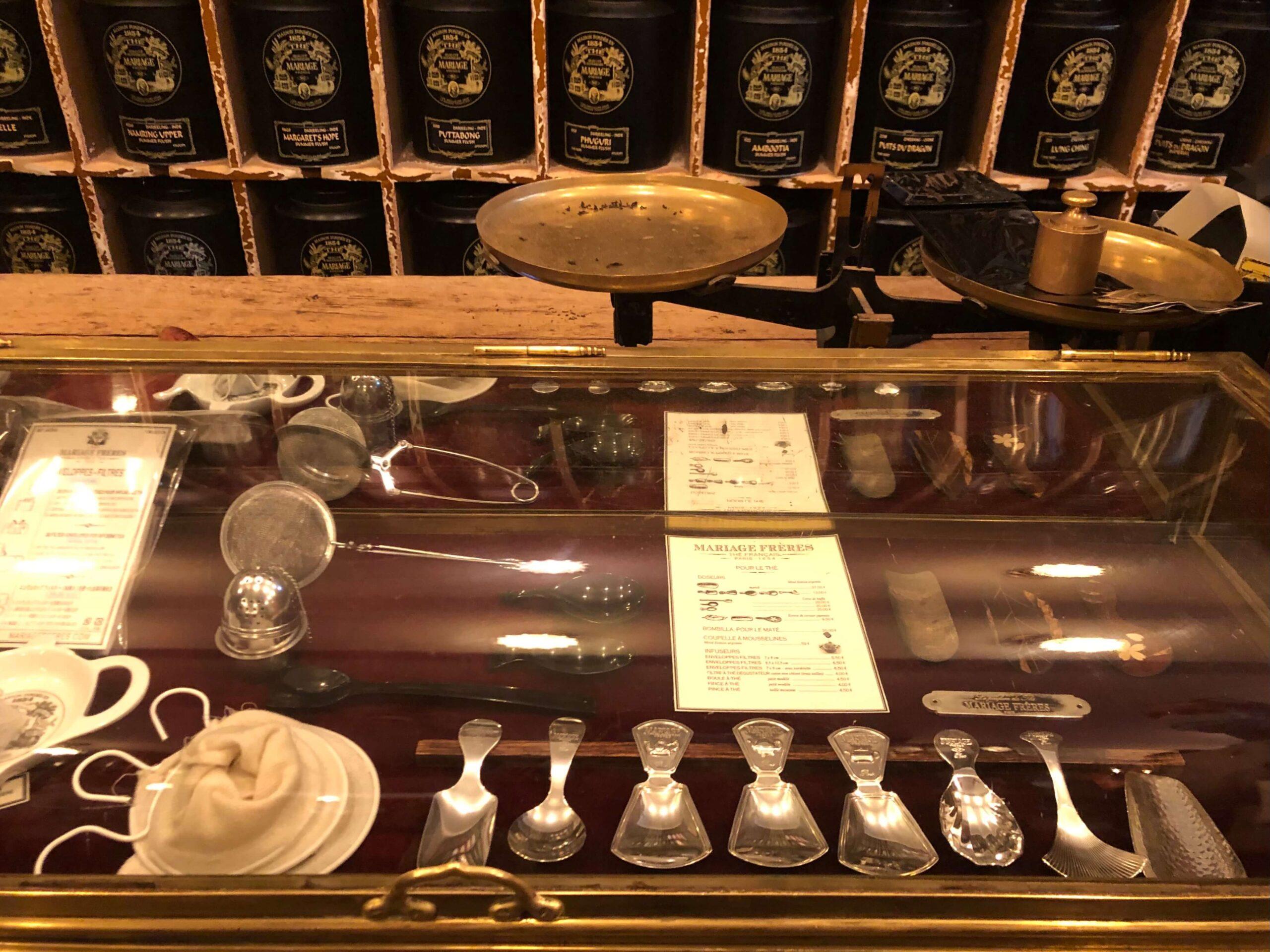 パリ最新情報「マリアージュフレールと秋のお茶」