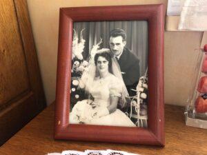 パリ最新情報「ダイヤモンド婚を迎えた、フランス人夫婦の愛」
