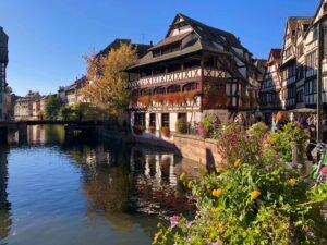 パリ最新情報「まるでおとぎの国。ストラスブールは魅力がいっぱい!」