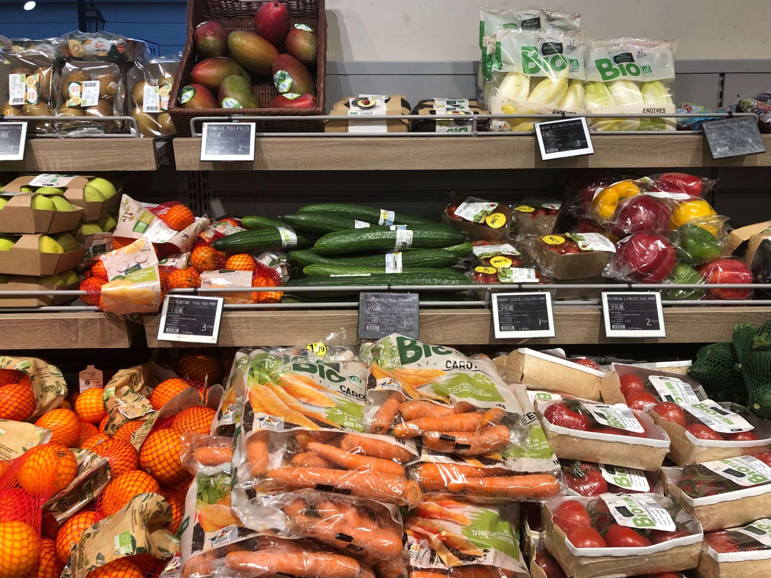 パリ最新情報「フランス、青果のプラスチック包装を来年から順次禁止に」